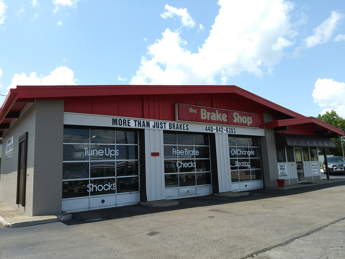 The Brake Shop - Parma, Ohio - Brake Service and Auto Repair
